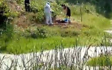 漯河临颍县发现一具无名女尸 警方寻求线索(图)