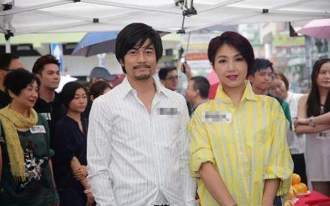 郭富城新片首合作杨千嬅 为角色挨饿不计较片酬