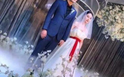 """泰国沉船情侣大婚 被网友称为现实版""""泰坦尼克号"""""""
