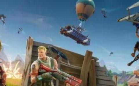 堡垒之夜彩虹特效的滑翔伞如何获取?彩虹特效滑翔伞获得方法