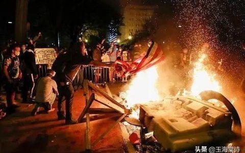 6月1日,美国华人餐馆遭破坏,骚乱比疫情更可怕,你怎样看待?