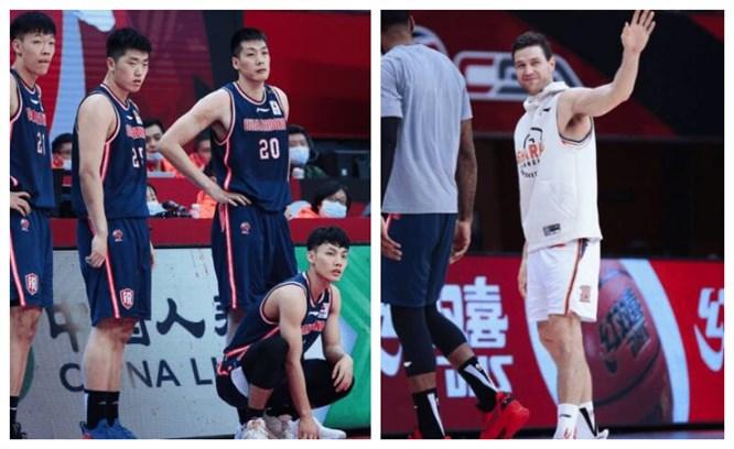 广东男篮6人得分上双 44分血洗上海男篮