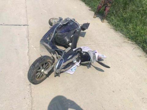 每小时1名电动车骑行者死亡 超速行驶是重要原因
