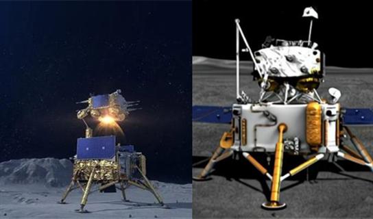 嫦娥五号即将结束太空之旅 将在内蒙古着陆