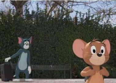 猫和老鼠电影提前上映 采用真人加CG技术制作