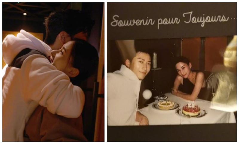 何超莲亲手为窦骁做蛋糕 两人的互动好有爱