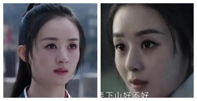3岁赵丽颖演14岁少女遭吐槽