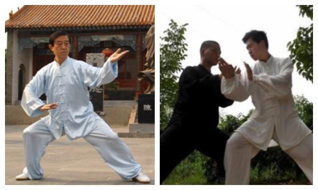 太极拳申遗成功 习练者遍布全国各地并在海外也广泛传播