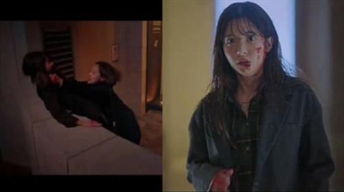 韩剧顶楼大结局解说 闵雪雅是谁推下去的