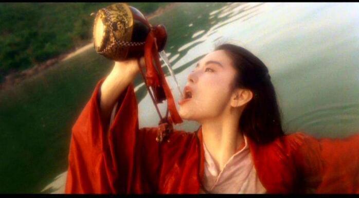 林青霞东方不败是男是女 林青霞最漂亮的照片合集