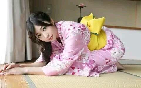 日本和服gif后背包什么作用 扦插式出处哪里?